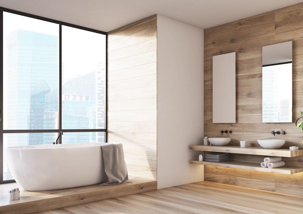 Materiales baños