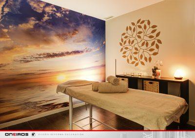 Diseño Oneiros. Fotomural, vinilo pared, pintura decorativa.