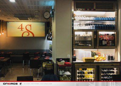 Reforma de restaurante Barcelona